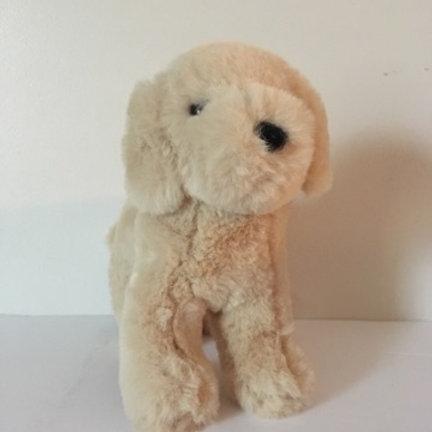 Douglas Cornell Yellow Lab Dog Plush #3996