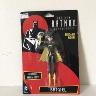 Batgirl Bendable Figure