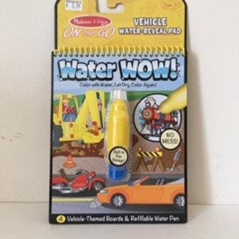 Melissa & Doug On the Go Water Wow - Vehicle