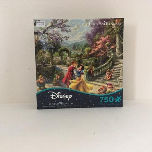 Ceaco Thomas Kinkade Disney Puzzle - Snow White