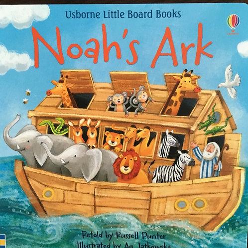 Usborne Little Board Books, Noah's Ark