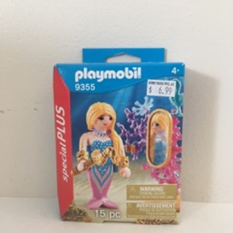 Playmobil Mermaid Scene