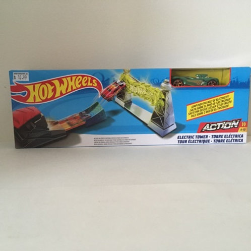 Hot Wheels Electric Tower