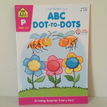 School Zone ABC Dot To Dot