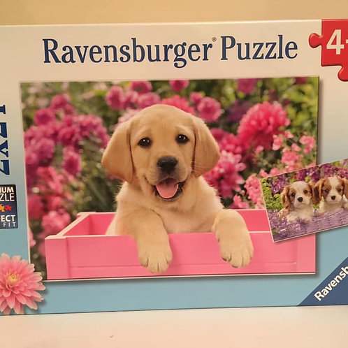 Ravensburger 2X24 Puzzle - Me and My Pal
