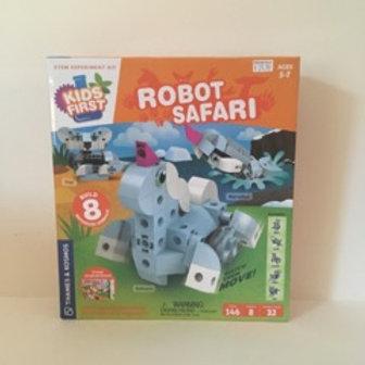 Thames & Kosmos Robot Safari Kit