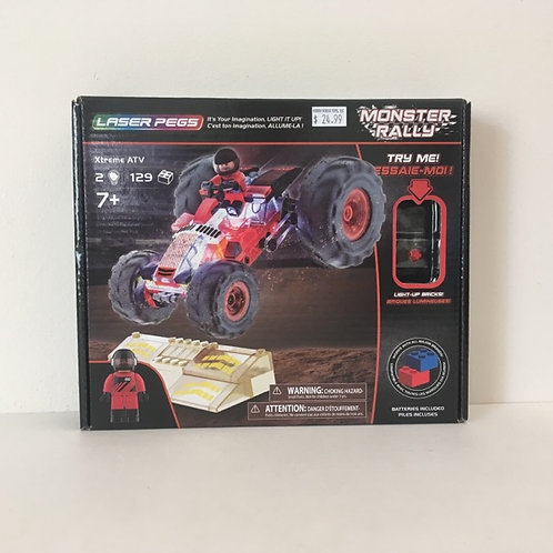 Laser Pegs - Monster Rally Vehicle