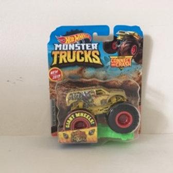 Hot Wheels Monster Truck - 4-Wheel Hive