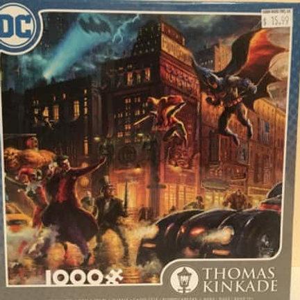 DC 1000 pc Puzzle, Batman Street Scene