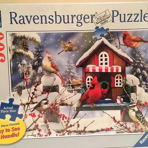 Ravensburger The Lodge Puzzle