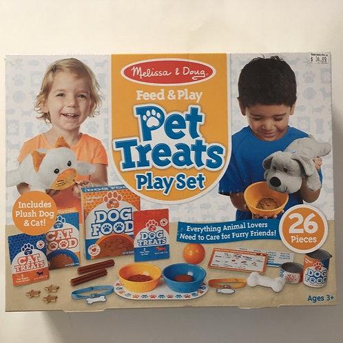 Melissa & Doug Pet Treats Play Set