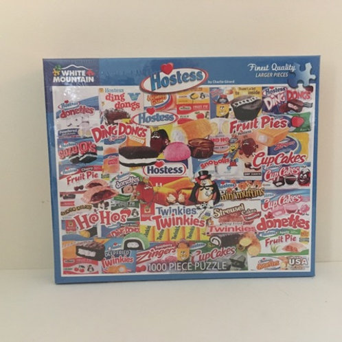 White Mountain Hostess Puzzle