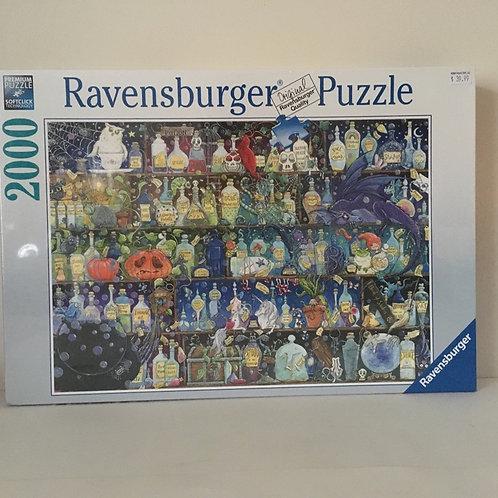 Ravensburger Poisons & Potions Puzzle