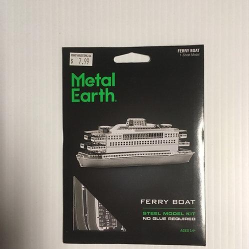 Metal Earth Ferry Boat