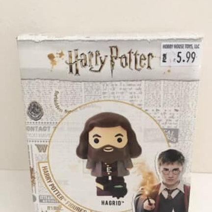 Harry Potter Figure, Hagrid