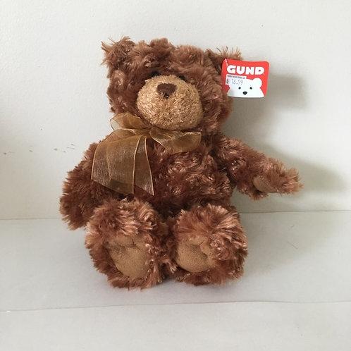 Gund Corin Bear Plush - Brown