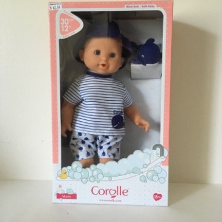 Corolle Marin Bath Baby Doll #100140