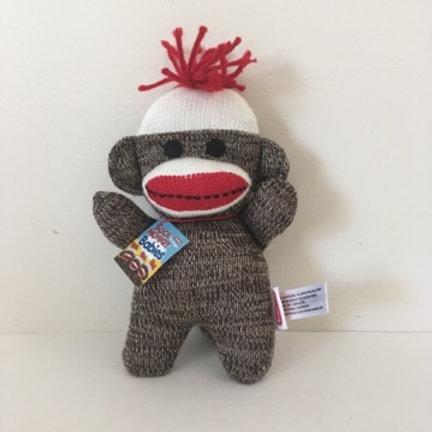 Schylling Baby Sock Monkey