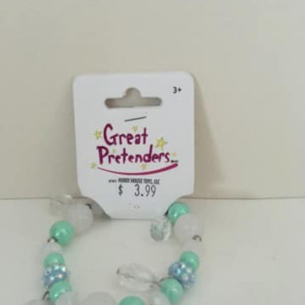 Great Pretenders, Bracelet, blue and white