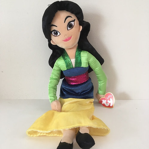 TY Disney Sparkle Mulan