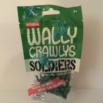Wally Crawly Soldiers