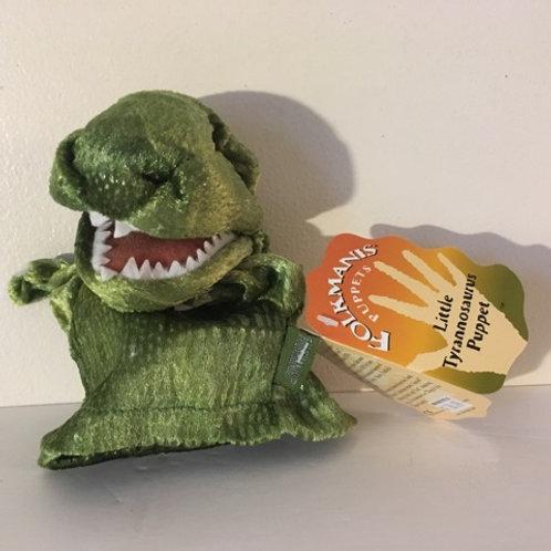 Folkmanis Little Tyrannosaurus Puppet
