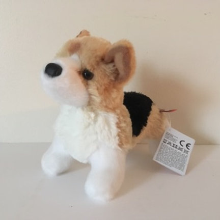 Douglas Shorty Tri Color Corgi Plush Dog #4017