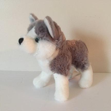Douglas Nikita Husky Plush Dog #3986