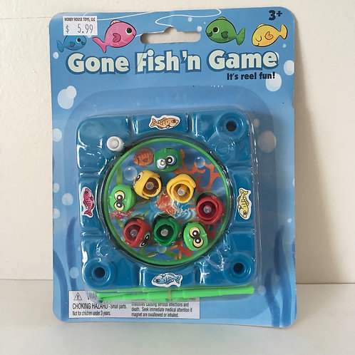 Gone Fish'n Game