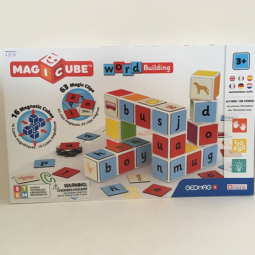 Magicube Word Building Set