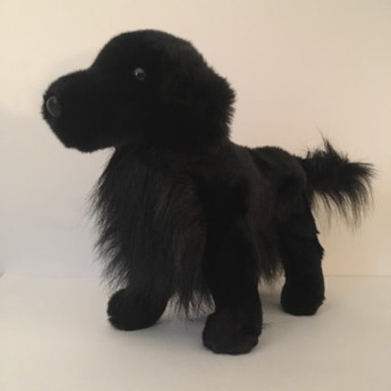 Douglas Jett Flat Coated Retriever Plush