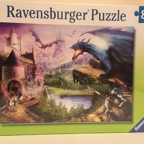 Ravensburger Mountains of Mayhem Puzzle