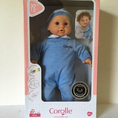 Corolle 12 inch Bebe Calin Mael Baby Doll #100320