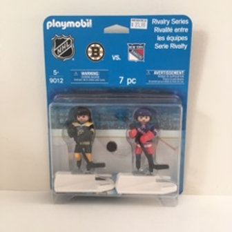 Playmobil NHL Hockey Players