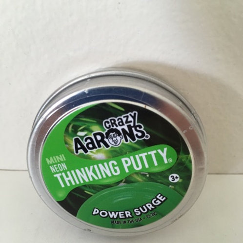 Crazy Aaron's Power Surge Thinking Putty