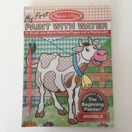 Melissa & Doug Paint With Water - Animals