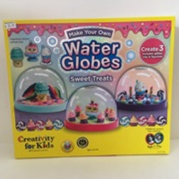 Creativity for Kids Make Your Own Water Globes Sweet Treats