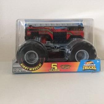 Hot Wheels Monster Truck 5 Alarm