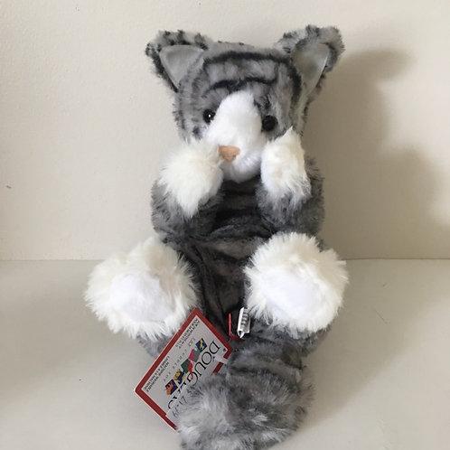 Douglas Rebecca Cat Handful Plush