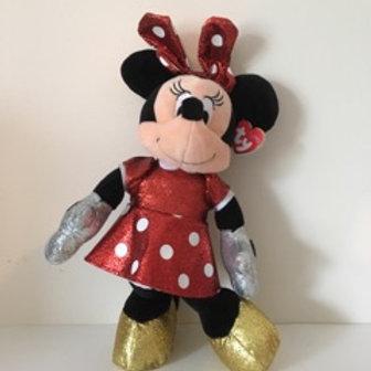 TY Disney Minnie Mouse