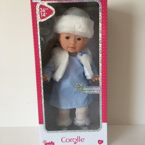 Corolle Limited Edition Priscille 14 inch Doll #200110