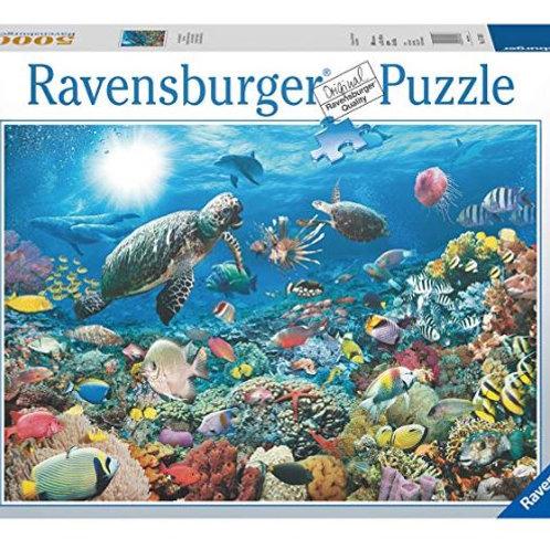 Ravensburger Beneath The Sea 5000 Piece Jigsaw Puzzle