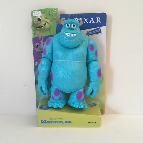 Pixar Monsters, Inc Sulley Figure
