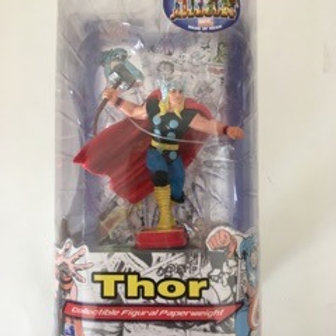 Thor Collectible Figural Paperweight - Series 1