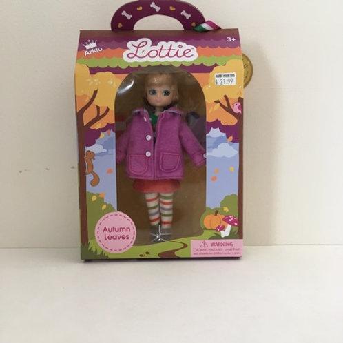 Lottie Doll - Autumn Leaves