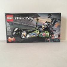 Lego Technic Dragster #42103