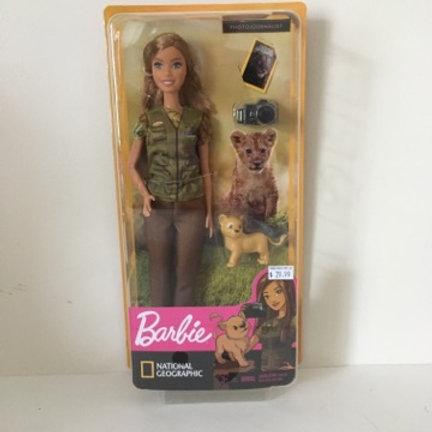 Barbie Doll - PhotoJournalist