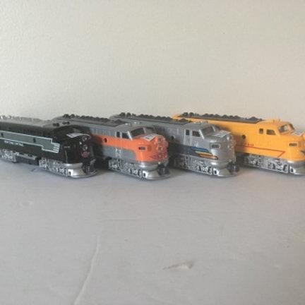 Die Cast Trains