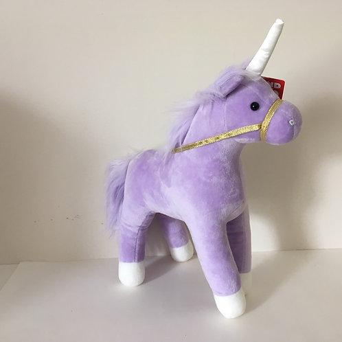 Gund Bluebell Unicorn Horse Plush