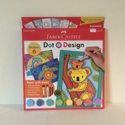 Faber Castell Dot A Design Set